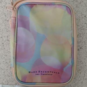 Bare Escentuals expandable makeup bag